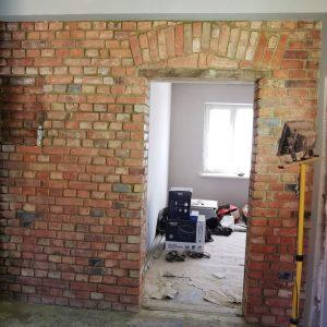 Renowacja cegły po