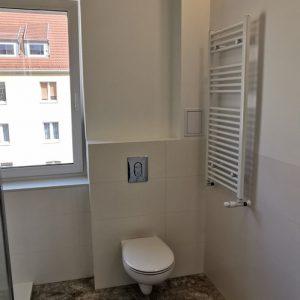 Łazienka po II